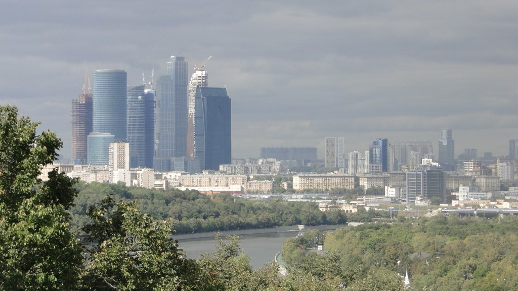 Moskau Handelszentrum