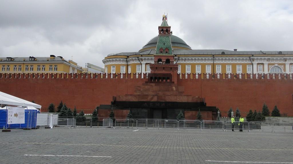 Lenin-Mausoleum Moskau