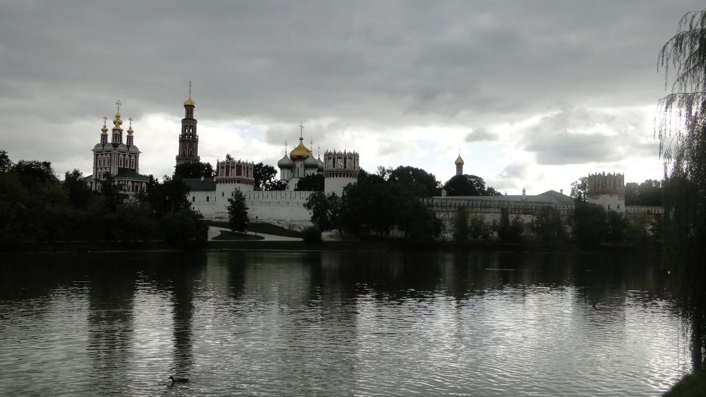 Moskau Neunjungfrauenkloster