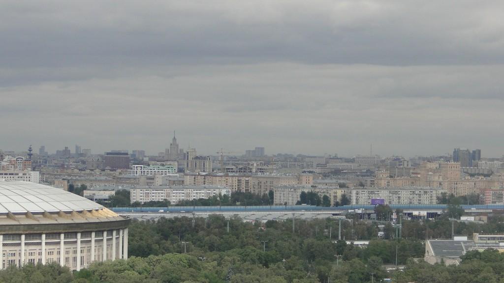 Eden-Borkum.de Moskau Panorama