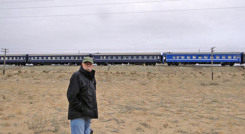 Transsibirische Eisenbahn: Mongolei - Wueste Gobi Dieter
