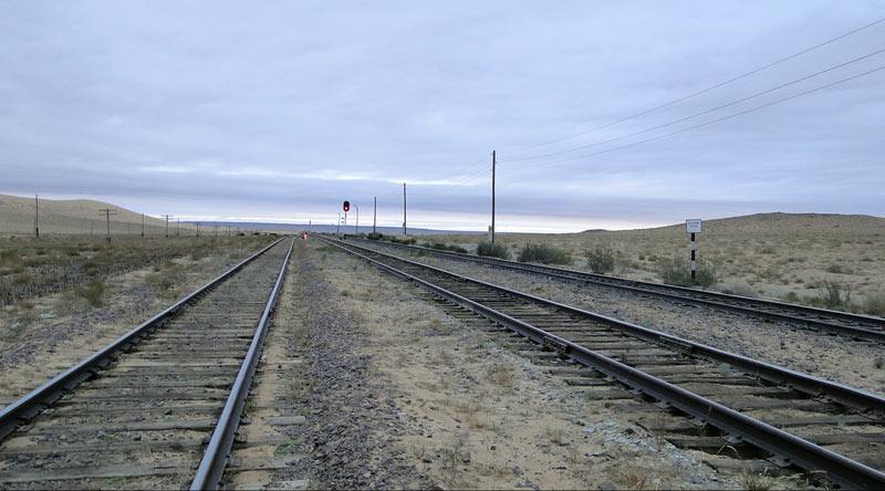 Transsibirische Eisenbahn: Mongolei - Wueste Gobi