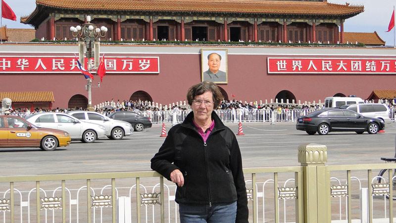 Transsibirische Eisenbahn: Peking - Heidi und Mao