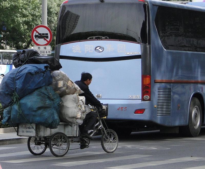 Transsibirische Eisenbahn: Peking - Transporter