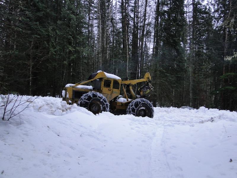 Privater Schneeraeumdienst in Longworth