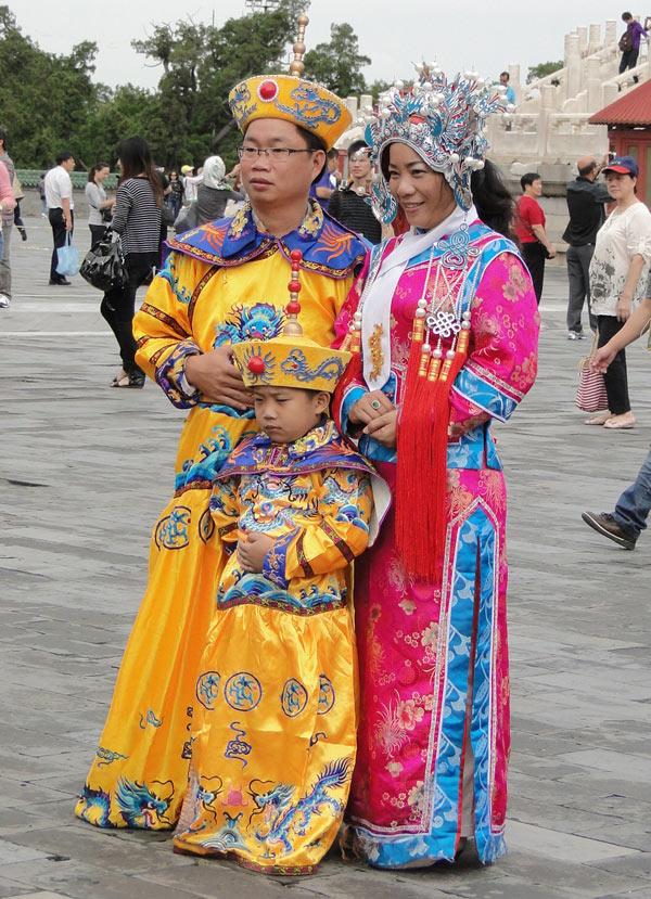 Transsibirische Eisenbahn: Peking - Himmelstempelfamily