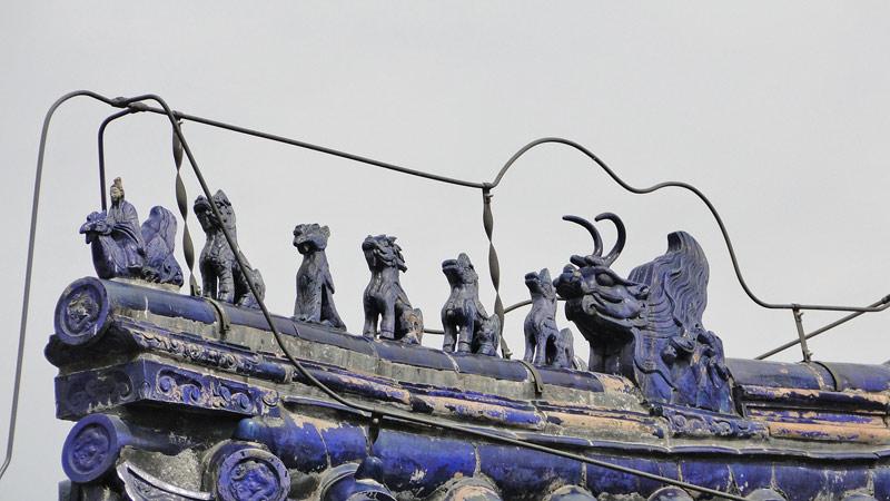 Transsibirische Eisenbahn: Peking - HundKatzeMaus Himmelstempel