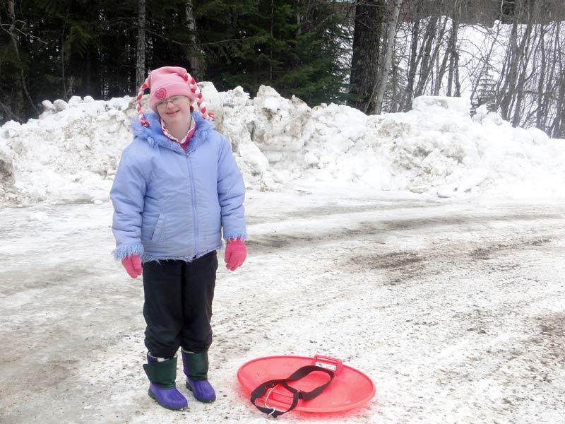 Bobrennen-Siegerin Fiona (Canada)