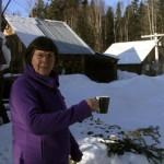 Granny AuPair Heidi Eden und minus 32 Grad