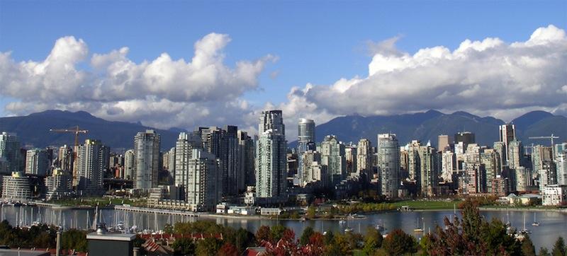 Skyline Vancouver -Wikipedia