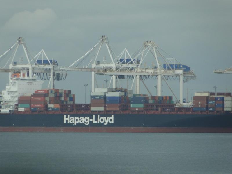 Containerhafen Vancouver