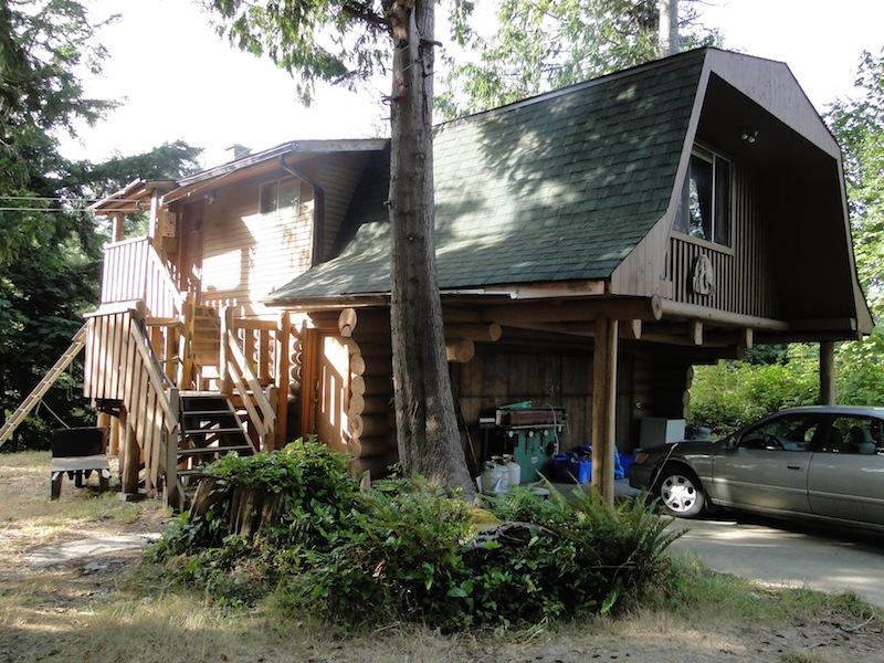 Haus von Wilma und Bud