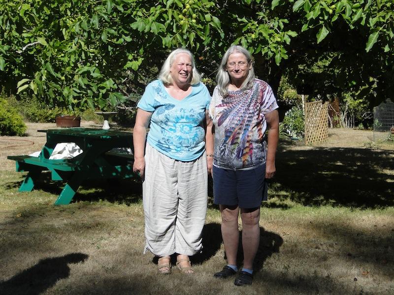 Lorna und Gundula
