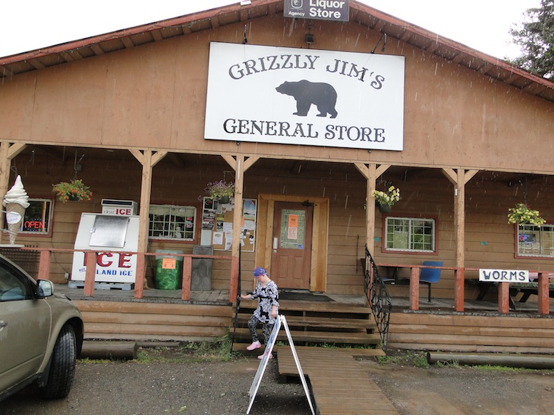 General Store in Topley