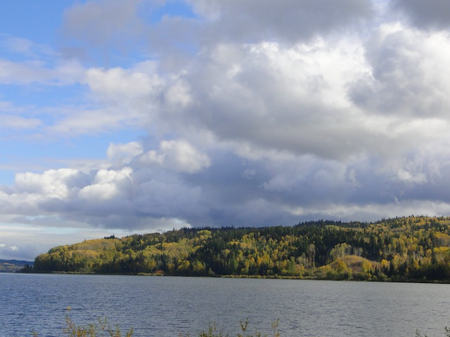 Indian Summer, Eaglet Lake