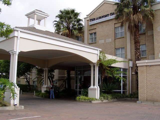Airport-Hotel in Johannesburg
