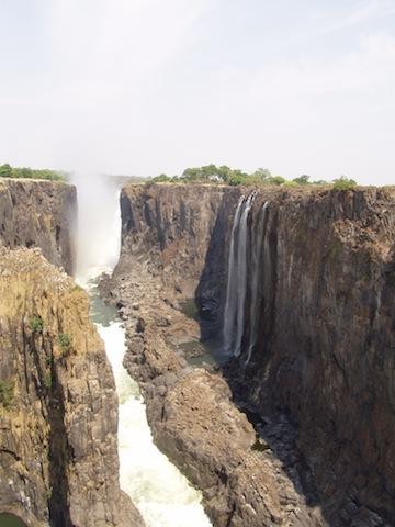 Sambesi in Sambia