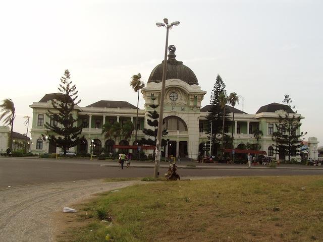 Maputo - Hauptbahnhof