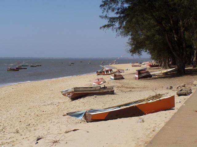 """Marginal"" in Maputo"