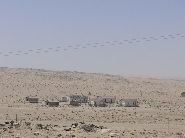 Siedlung Kolmanskop