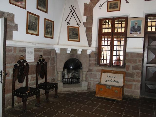 Einrichtung im altdeutschen Stil