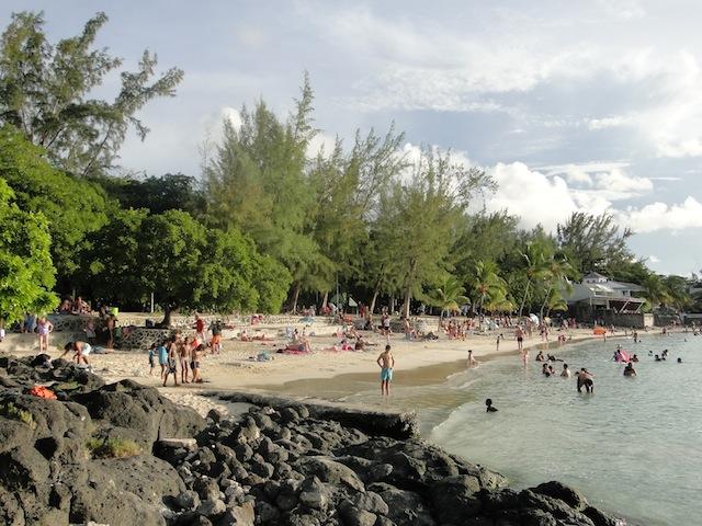 Strand in Pereybere