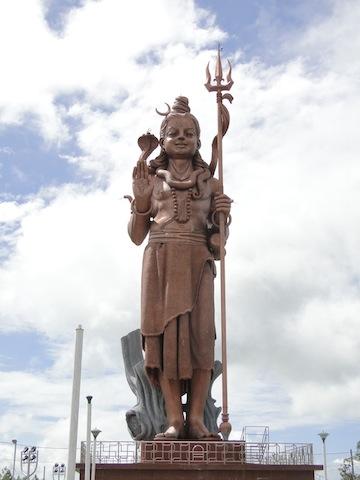 """Größte """"Shiva"""" außerhalb Indiens"""