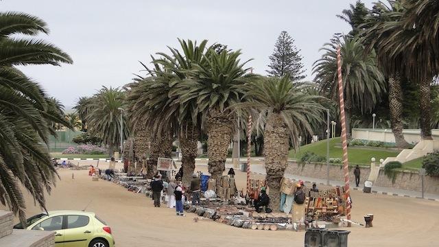Ein Markt für Touristen