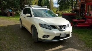 """""""Mein"""" Wagen, Nissan Rague 180 PS, 4-Rad-Antrieb, ein Superauto"""
